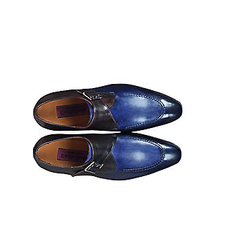 Handcrafted Premium Leather Como Monk Shoe