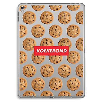 iPad Pro 9,7 pulgadas caja transparente (suave) - Koekerond