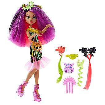 Monster High Clawdeen Wolf Electrified Hair Ghouls Doll Doll 30 cm