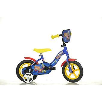 Bombeiro de bicicleta Sam 10pollici