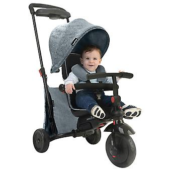 SmarTrike 7 in 1 Folding 500 Series Ages 9-36 Months Grey