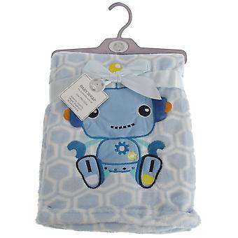 Snuggle Baby Baby Boys/Girls Robot Wrap