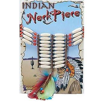 インドのネックレス デラックス。