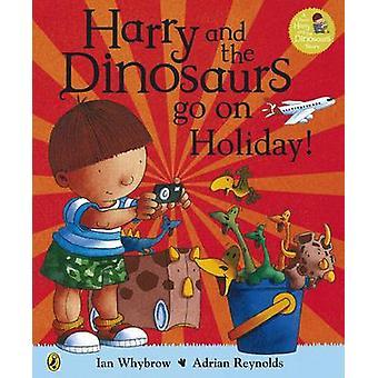Harry og Bucketful av dinosaurer dra på ferie av Ian Whybrow - 9