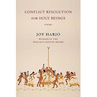Resolução de conflitos para seres sagrados - poemas de Joy Harjo - 97803933536