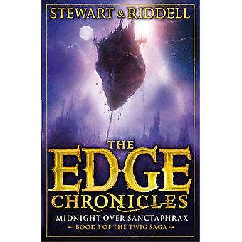 The Edge Chronicles 6 - Midnight Over Sanctaphrax - Third Book of Twig