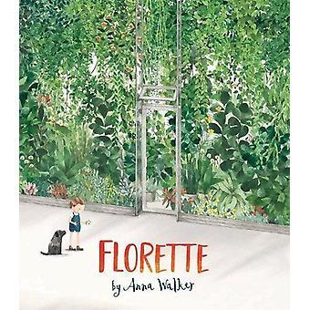 Florette by Anna Walker - 9780544876835 Book