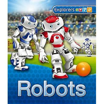 Robots (Main Market Ed.) by Kingfisher - 9780753439869 Book