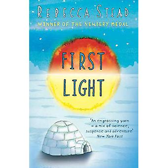 First Light by Rebecca Stead - 9781783441129 Book