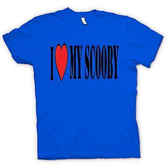 子供の t シャツ - 私 - 私のスクービーのスバル車が大好き