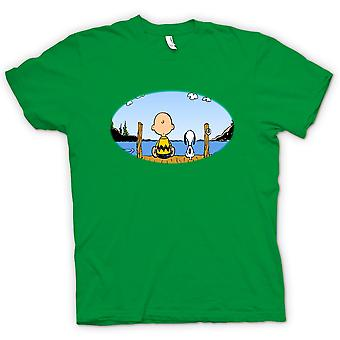 Kids T-shirt - Snoopy - Cartoon