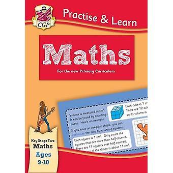 Neuer Lehrplan üben & lernen - Mathematik für Alter 9-10 von CGP Books - C