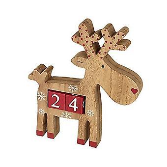 Heaven Sends Reindeer Countdown To Christmas Calendar