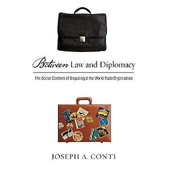 Between Law and Diplomacy - The Social Contexts of Disputing at the Wo