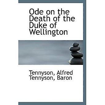 Ode na de dood van de hertog van Wellington