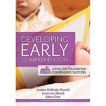 Ontwikkeling van vroege begrip: Fundament voor het succes van de lezing