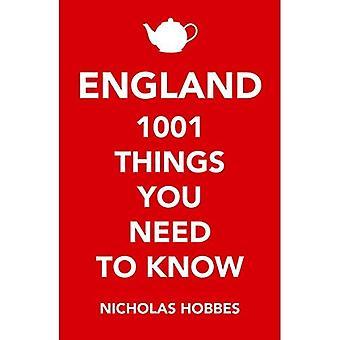 Englanti: 1001 asioita sinun tarvitsee tietää