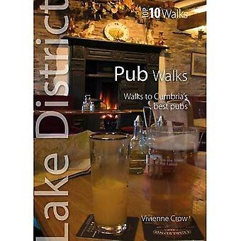 Pub Walks: Walks to Cumbria's Best Pubs (Lake District Top 10 Walks)