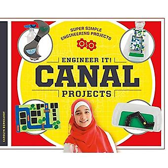 Engineer It! Canal Projects� (Super Simple Engineering Projects)