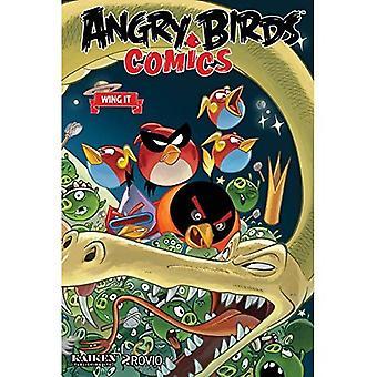 Angry Birds Comics: Volume 6: Wing it