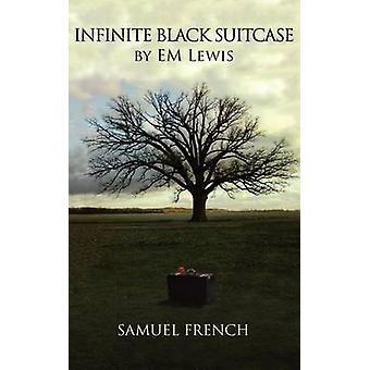 Infinite Black Suitcase by Lewis & Em