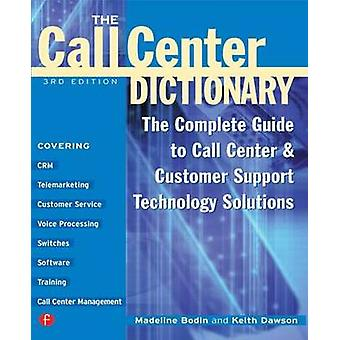 Call Center Dictionary by Bodin & Madeline