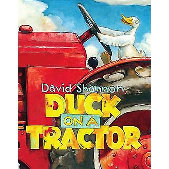 Duck on a Tractor by David Shannon - 9780545619417 Book