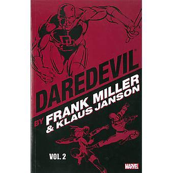 Daredevil - Vol. 2 by Roger McKenzie - Frank Miller - Frank Miller - K