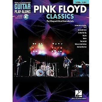 GUITAR PLAY-ALONG VOLUME 191 PINK FLOYD CLASSICS GTR BOOK/AUDIO ONLIN