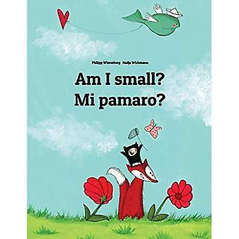 Am I Small? Mi Pamaro?: Children's Picture Book English-Fula/Fulani (Dual Language/Bilingual Edition)