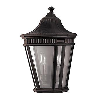 Lanterna de meia parede de Cotswold Lane