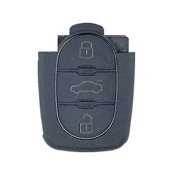 Audi A2 A3 A4 A6 3 Knopf Fernbedienung Schlüssel unterteil Shell Fall