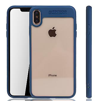 Ultra Slim Case pour Apple iPhone XS Max Phone Case Cover Blue