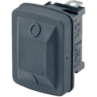 Toggle switch 250 Vac 10 A 1 x Off/On Marquardt 1801.1403 IP40 latch 1 pc(s)