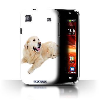 STUFF4 Case/Cover for Samsung Galaxy S Plus/I9001/Labrador/Dog Breeds