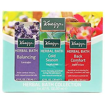 Kneipp Mini Herbal Bath Collection