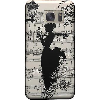 Amour muziek cover voor Galaxy S7