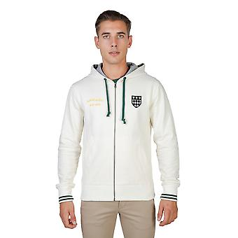 Oxford University Sweater men White