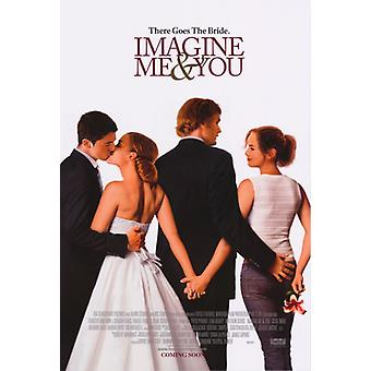 Imagine Me & You Movie Poster Print (27 x 40)