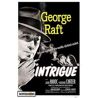 Intrigue Movie Poster Print (27 x 40)
