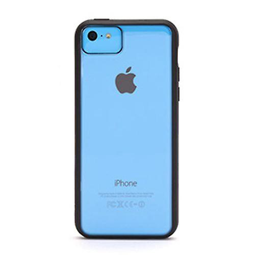 Griffin GB38244 reveal TPU case cover for iPhone 5C Black/transparent