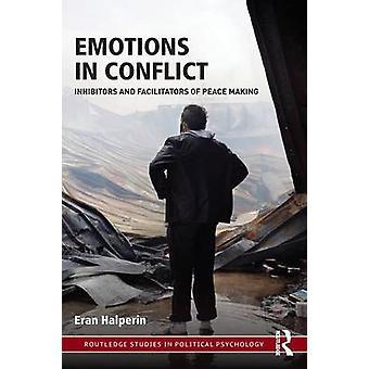 العواطف في مثبطات الصراع والميسرين لصنع السلام من عيران هالبرين &