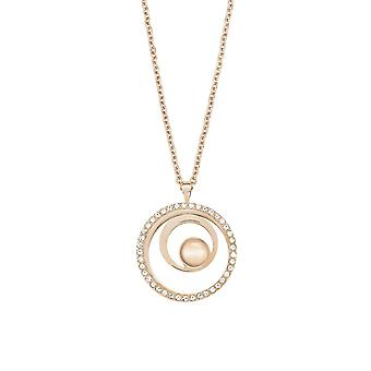 s.Oliver jewel ladies necklace stainless steel Rosé SO1423/1 - 9238064