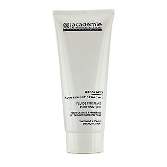 Academie Derm Acte Purifying Fluid (Salon Size) 100ml/3.4oz