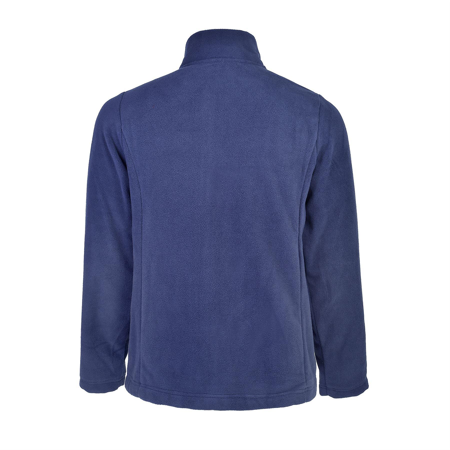 Slimbridge Sanford Size S Mens Fleece Jacket, Navy