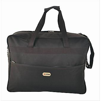 21 inch Cabin Holdall Bag Chocolate