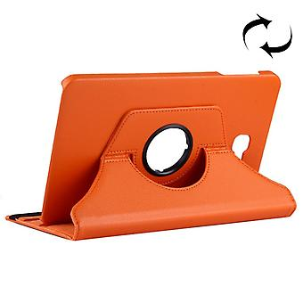 Cover of 360 degrees Orange case for Samsung Galaxy tab A 10.1 T580 / T585 2016