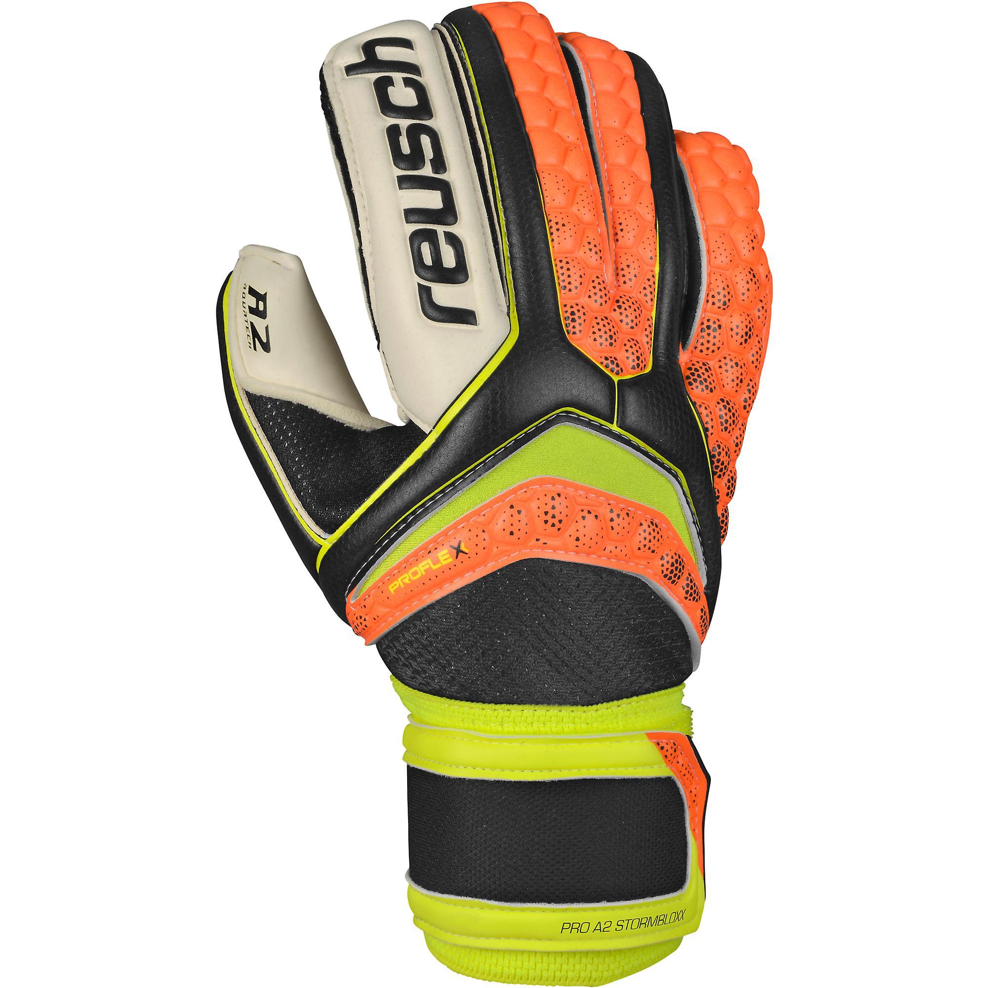 Reusch Re  impulsion A2 Pro Stormbloxx Pour des hommes gardien gants de gardien de but