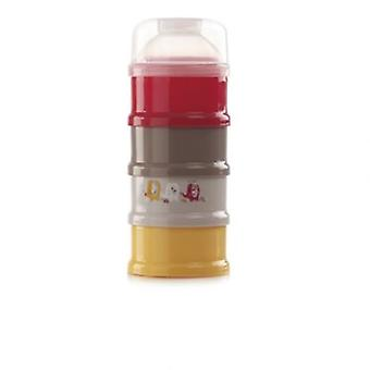 Jane Dispenser 4 compartments (Home, babies and children, food, utensils)
