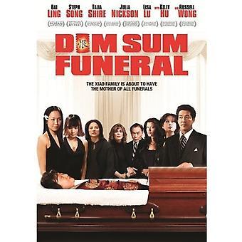 Importación de USA de Dim Sum Funeral [DVD]